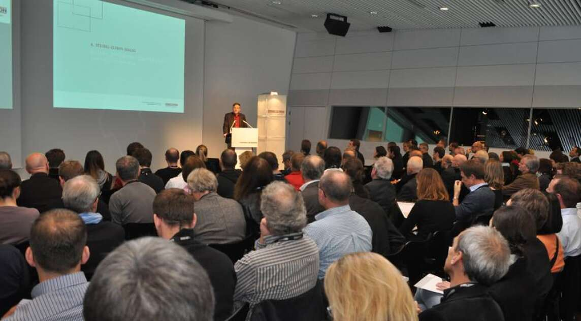 """""""Form follows energy"""" beim 6. Stiebel Eltron-Dialog zur Evolution der Architektur"""