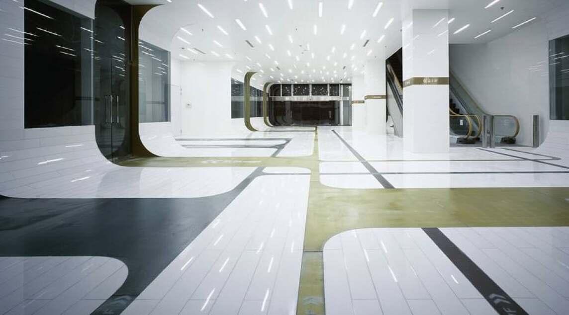 SIGNTERIOR © Nacása & Partners Inc., Tokio