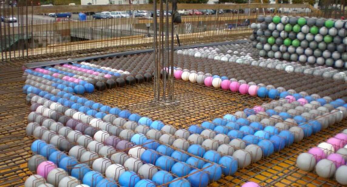 Cobiax hohlk rperdecken leichte decken leicht gemacht for Decken streichen leicht gemacht