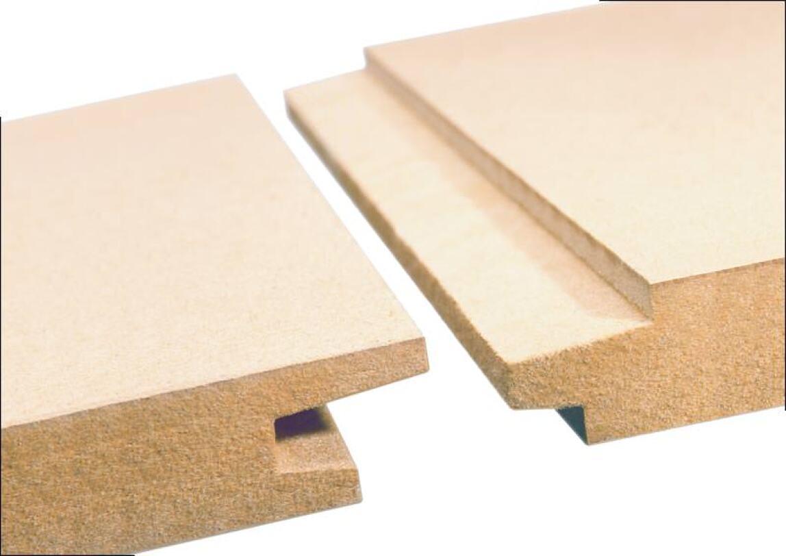 DHF Holzfaserplatte