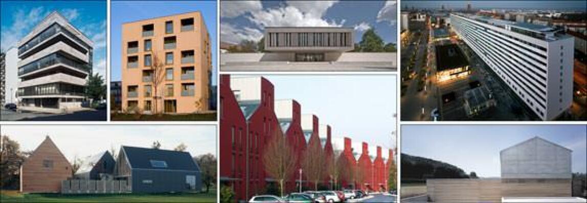 Architekturpreis Zukunft Wohnen 2012