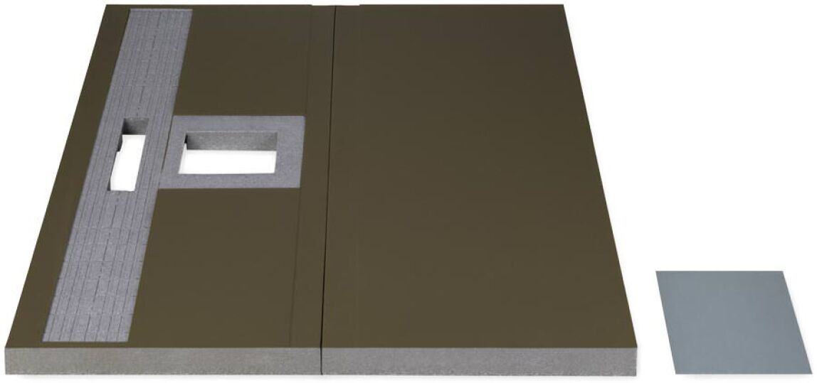 Duschboard Poresta BFR 75
