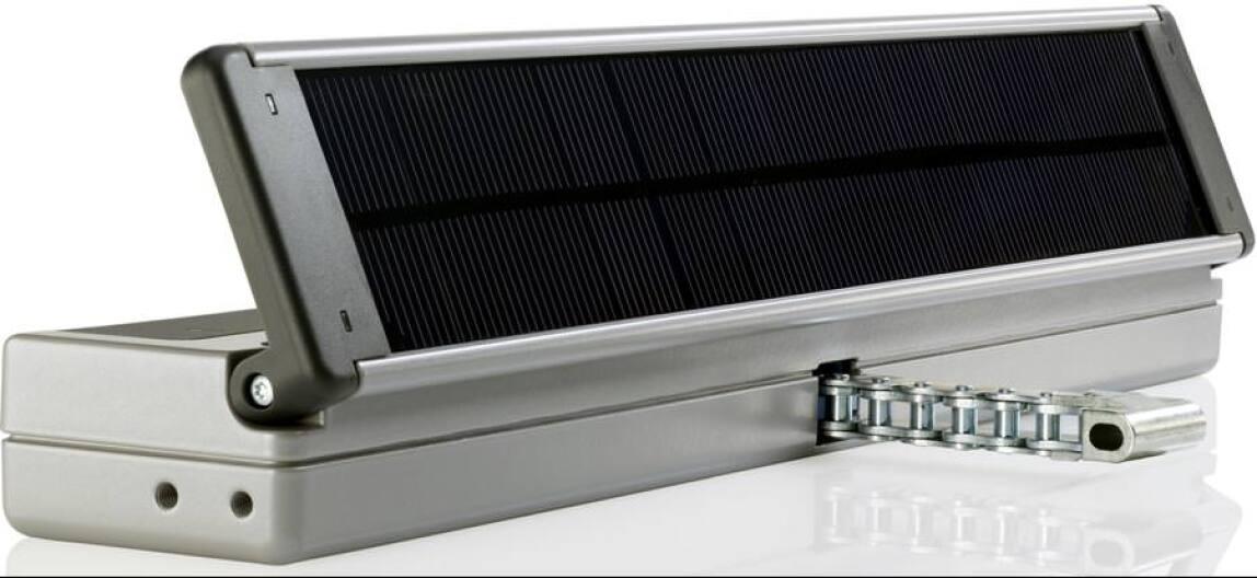Solar-Kettenantrieb Ventic-Solar