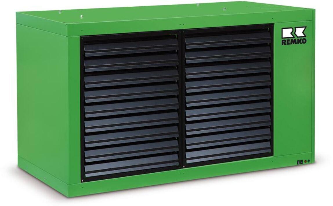 Brennwert-Heizautomaten mit modulierendem Gas-Brenner - REMKO GPC