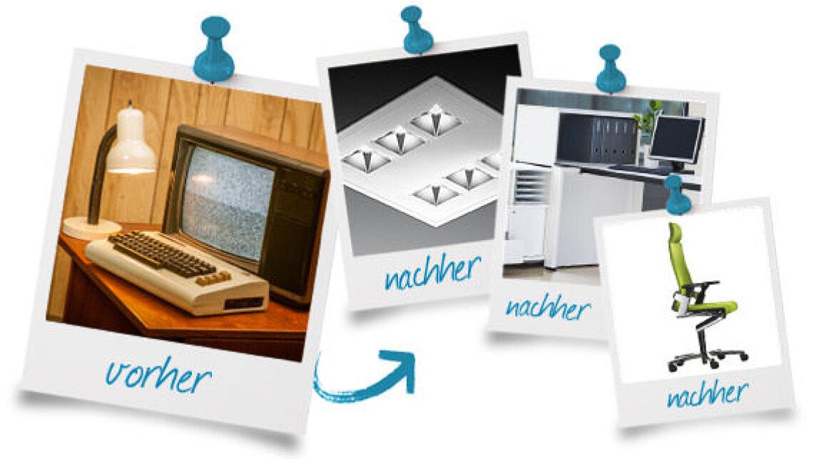 Pimp your Office: Vario, Wilkhahn und Trilux  verlosen ein Sterne-Büro