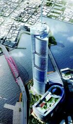 #10 - Busan Lotte Town Tower (Foto: SOM)