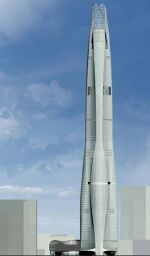 #8 - CTF Tianjin Tower (Foto: SOM)