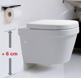 plus 6 neues lb3 komfort wc von laufen. Black Bedroom Furniture Sets. Home Design Ideas