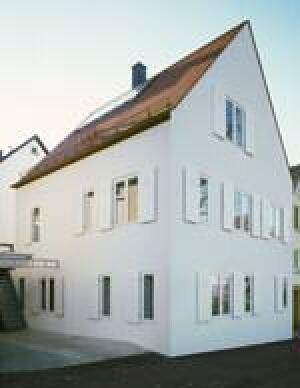 Ziegelpreis für Wohnhaus Berner von Architektin Prof. Christine Remensperger in Stuttgart