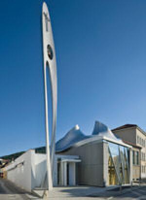 Martin-Luther-Kirche im niederösterreichischen Hainburg