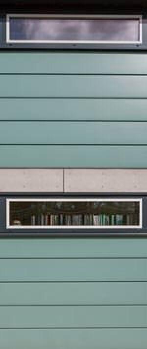 Alu-Fassadenbekleidung