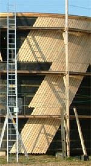 Tyvek-Fassadenschutz