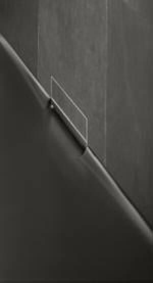 Xetis von Kaldewei: emaillierte Duschfläche mit integriertem Wandablauf