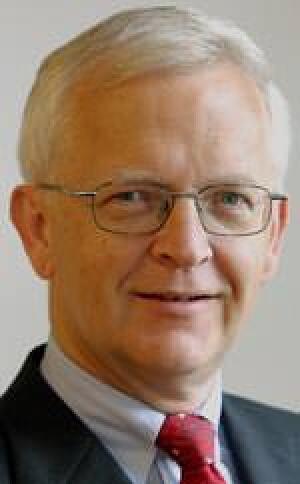 Wulf Abke, Vizepräsident Wasserwirtschaft des BDEW