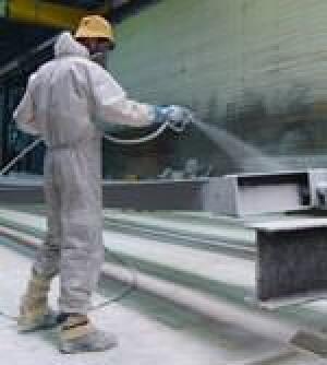 Stahlbrandschutz