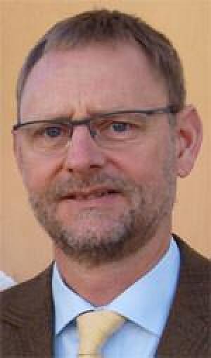 Rudolf Bax, Geschäftsführer des Klinker- und Ziegelwerkes Franz Wenzel
