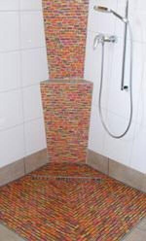 Duschrinnensystem