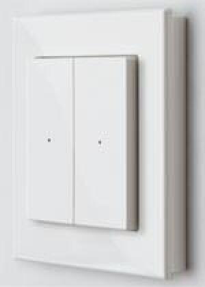 universal dimmer f r led und energiesparlampen neu von merten. Black Bedroom Furniture Sets. Home Design Ideas
