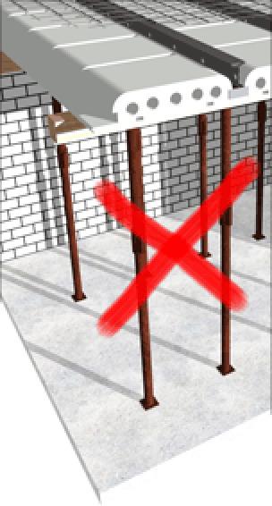 unterst tzungsfreies deckensystem will altbau sanierung erleichtern. Black Bedroom Furniture Sets. Home Design Ideas