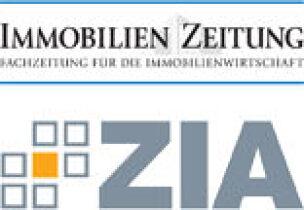 Frühjahrsgutachten vom Rat der Immobilienweisen: Immobilien Zeitung (Verlagsgruppe Deutscher Fachverlag), Zentraler Immobilien Ausschuss (ZIA)