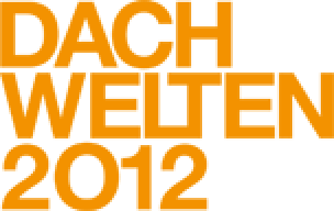 """Logo: Ganz Schön Schräg: Hochschulwettbewerb """"Dachwelten 12"""""""