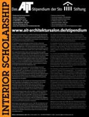 AIT-ArchitekturSalon und Stipendium