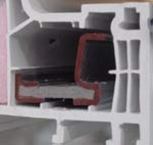 thermisch getrennte Stahlverstärkung