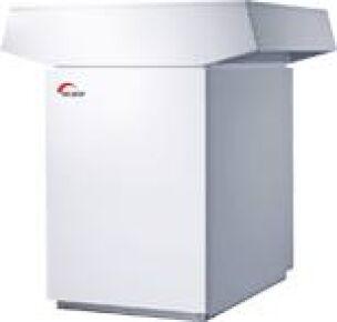 TTL 33 HT: Wärmepumpe mit patentiertem Kältekreislauf und zwei Inverter-Verdichtern