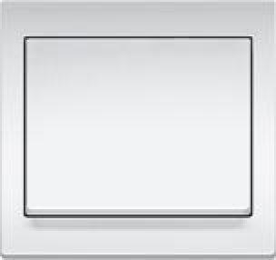 Lichtschalter Berker K.5 in Edelstahl