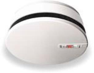 KNX-Rauch- und Wärmewarnmelder mit Funkvernetzung von Hager