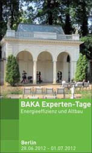 Energieeffizienz und Altbau Praxis