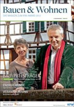 KfW-Award Bauen und Wohnen