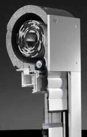Renext ist ein Renovierungs-System und dient der Verbesserung der Wärmedämmung von bestehenden Sturzkästen im Rahmen eines Fensteraustausches.