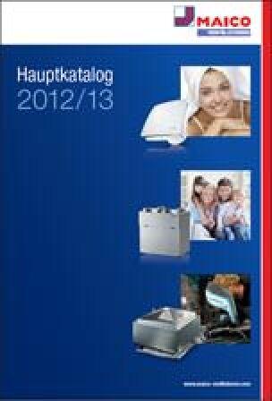 Maico Hauptkatalog 2012/13
