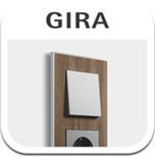 App Gira-Designkonfigurator