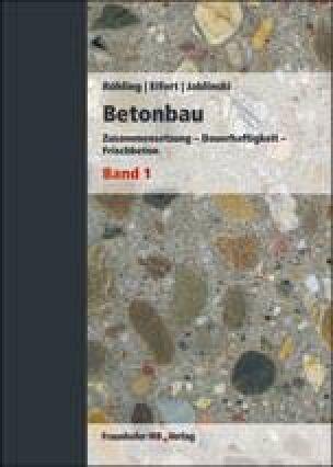 """""""Betonbau"""" vom Fraunhofer-Informationszentrum Raum und Bau IRB"""