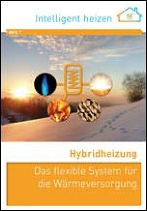VdZ-Infobroschüre zu Hybridheizungen