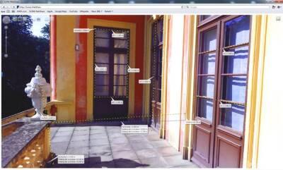 Über den Faro-Webserver und die Software Faro Scene sind Messungen auch direkt im Standard-Webbrowser möglich.