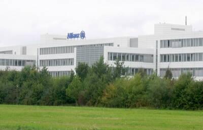 Hauptverwaltung der Allianz Deutschland AG in Unterföhring / München