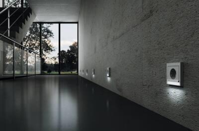 Steckdosen mit LED-Orientierungslicht