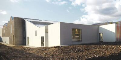 ECOLA-Award 2012: Noivoiloro Civic Center in Erba