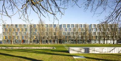 Technologiezentrums MTZ im Münchner Osten