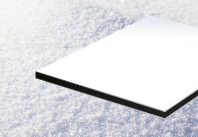 """""""White Silver"""" aus der Sparkling-Reihe"""