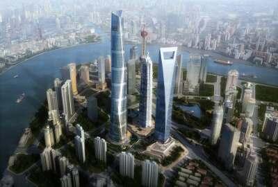 #2 - Shanghai-Tower (Bild: Gensler)