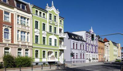 Puschkinstraße in Oschersleben