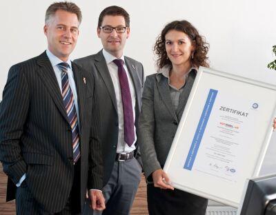 Hotmobil erhält ISO 14001-Zertifizierung für neu eingeführtes Umweltmanagementsystem