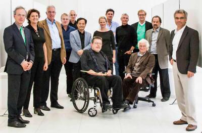 Jury des Schindler Award 2012