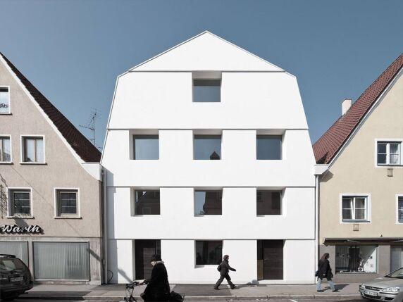 Haus KE 12 von SoHo Architektur (Foto: Rainer Retzlaff)