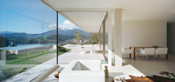 Drei Einfamilienhäuser in Luzern von Daniele Marques