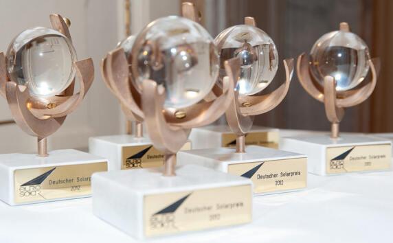 Deutscher Solarpreis 2012